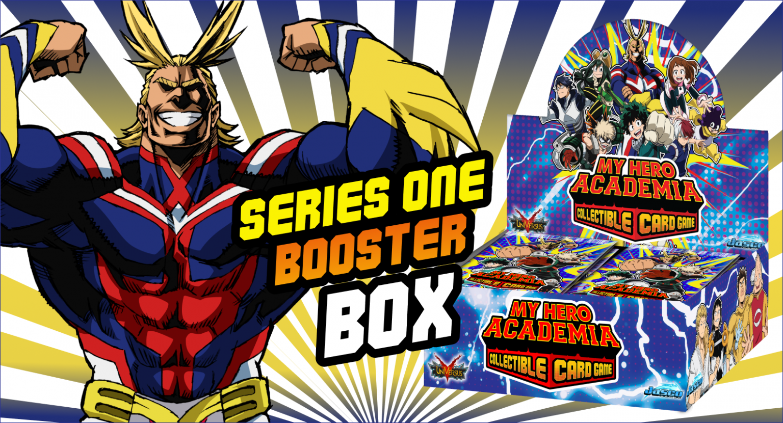 Booster set series: one