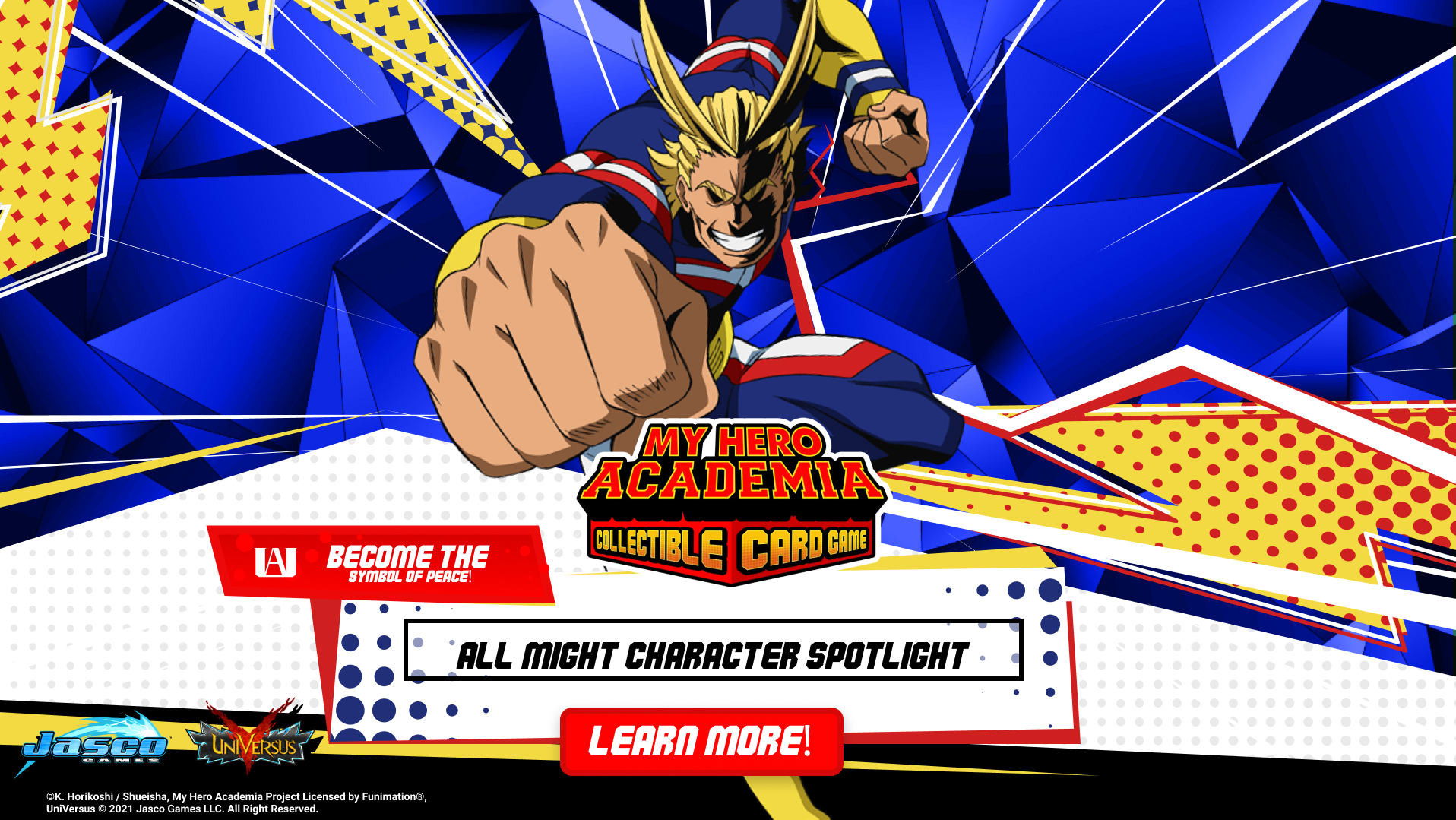 Character Intro: All Might
